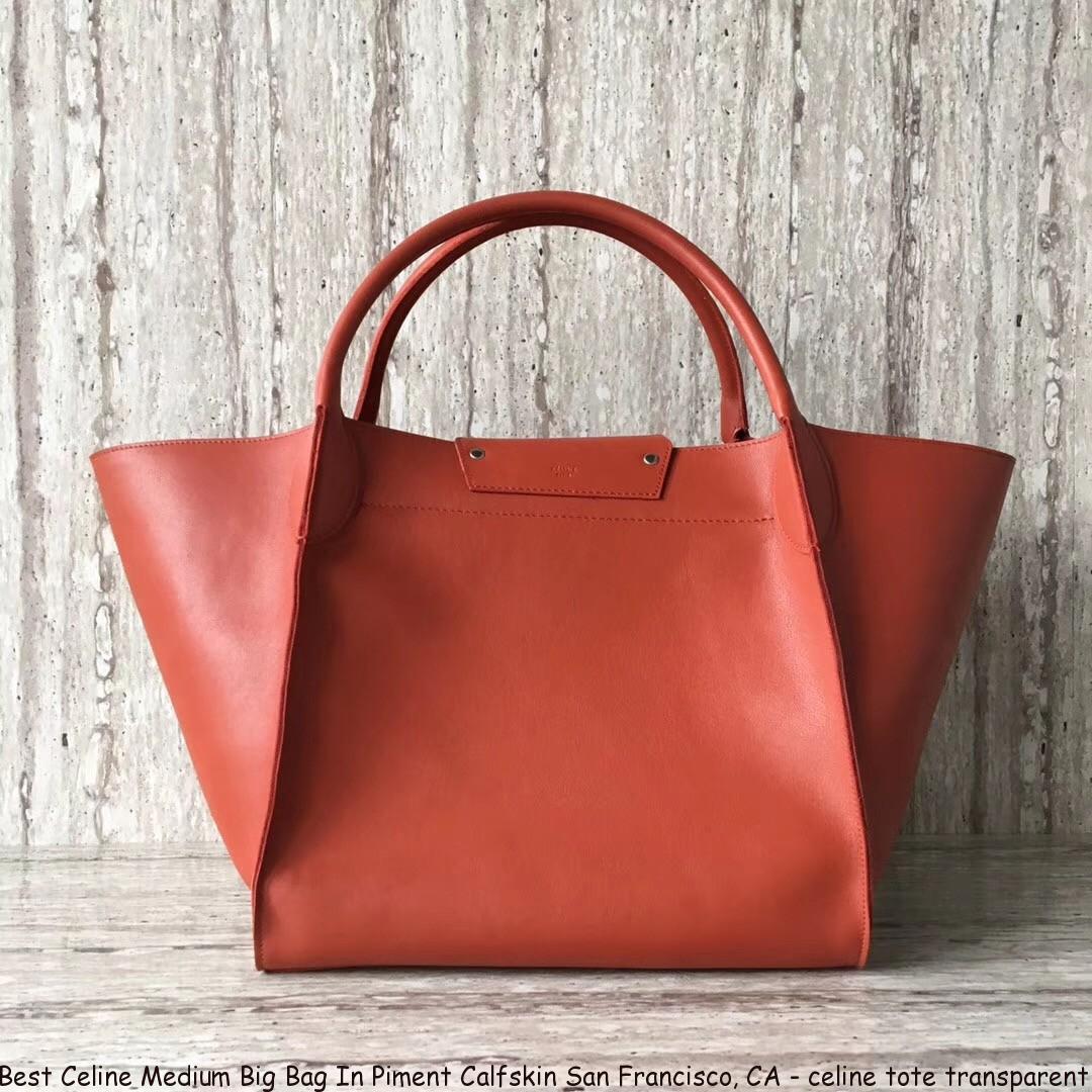 75b5bd1d72 Best Celine Medium Big Bag In Piment Calfskin San Francisco